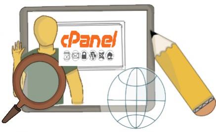 Cómo usar el cPanel de nuestro hosting